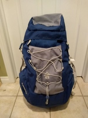 Jansport Big Bear 63L Backpack - Used, good condition