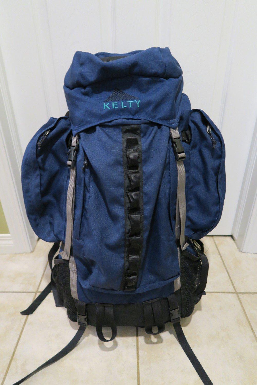 Kelty Coyote 3200 (55L) pack, Adjustable Torso - Used