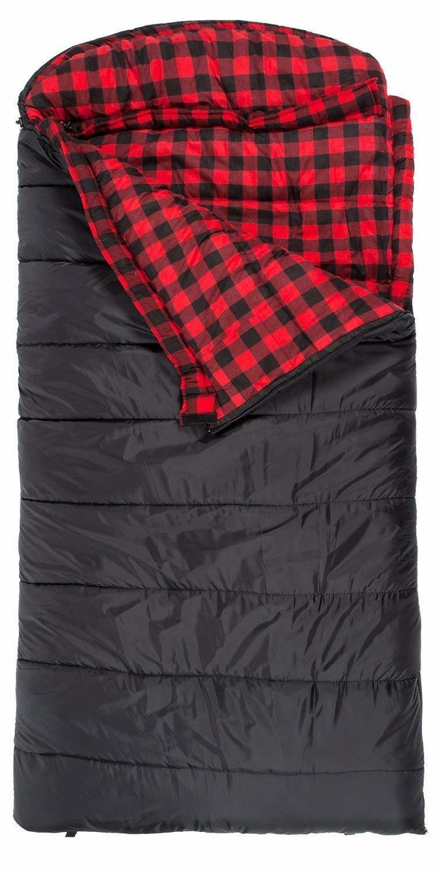Teton Sports Celsius -18C XXL extra extra wide Sleeping Bag