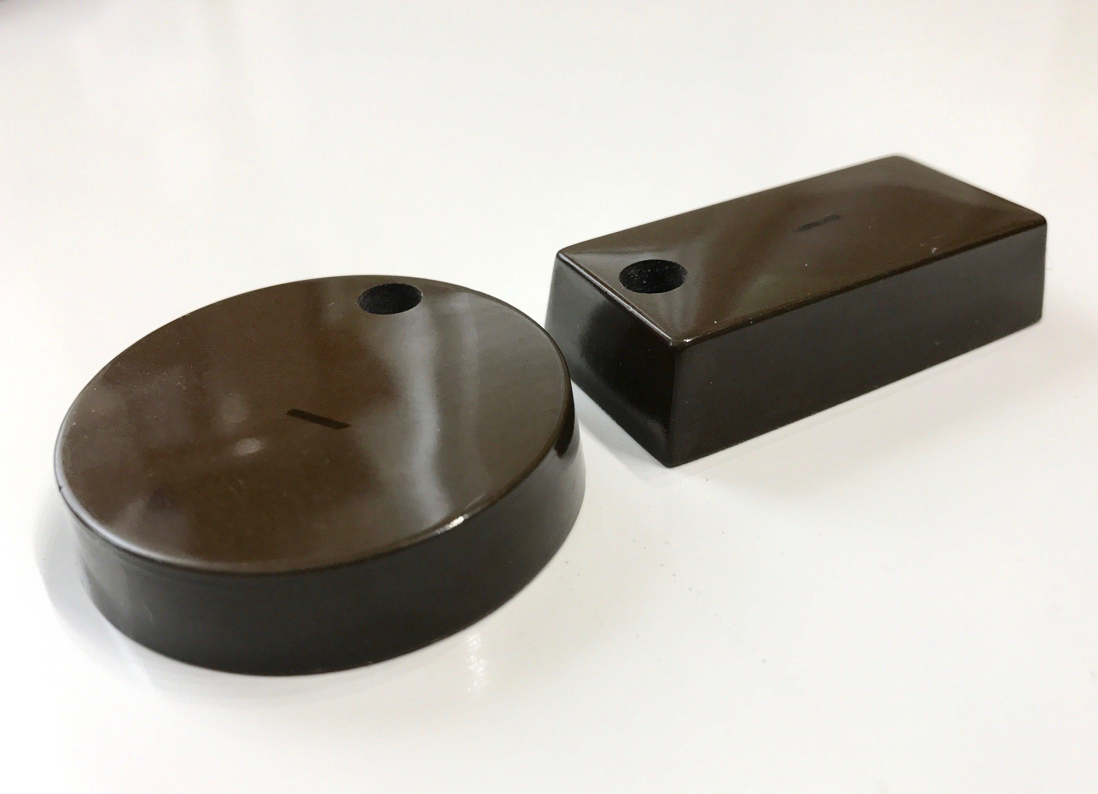Orgonite® Pendants, Pair 00002