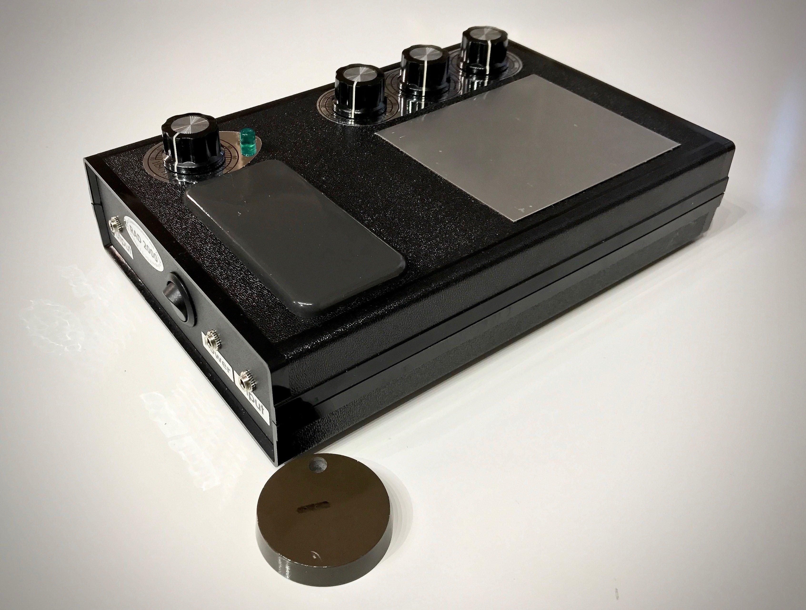 Orgone Generator®, RAD2000