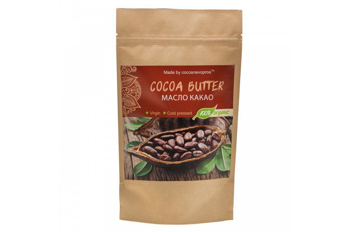 Какао масло 200гр