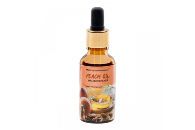 Персиковое масло 30мл