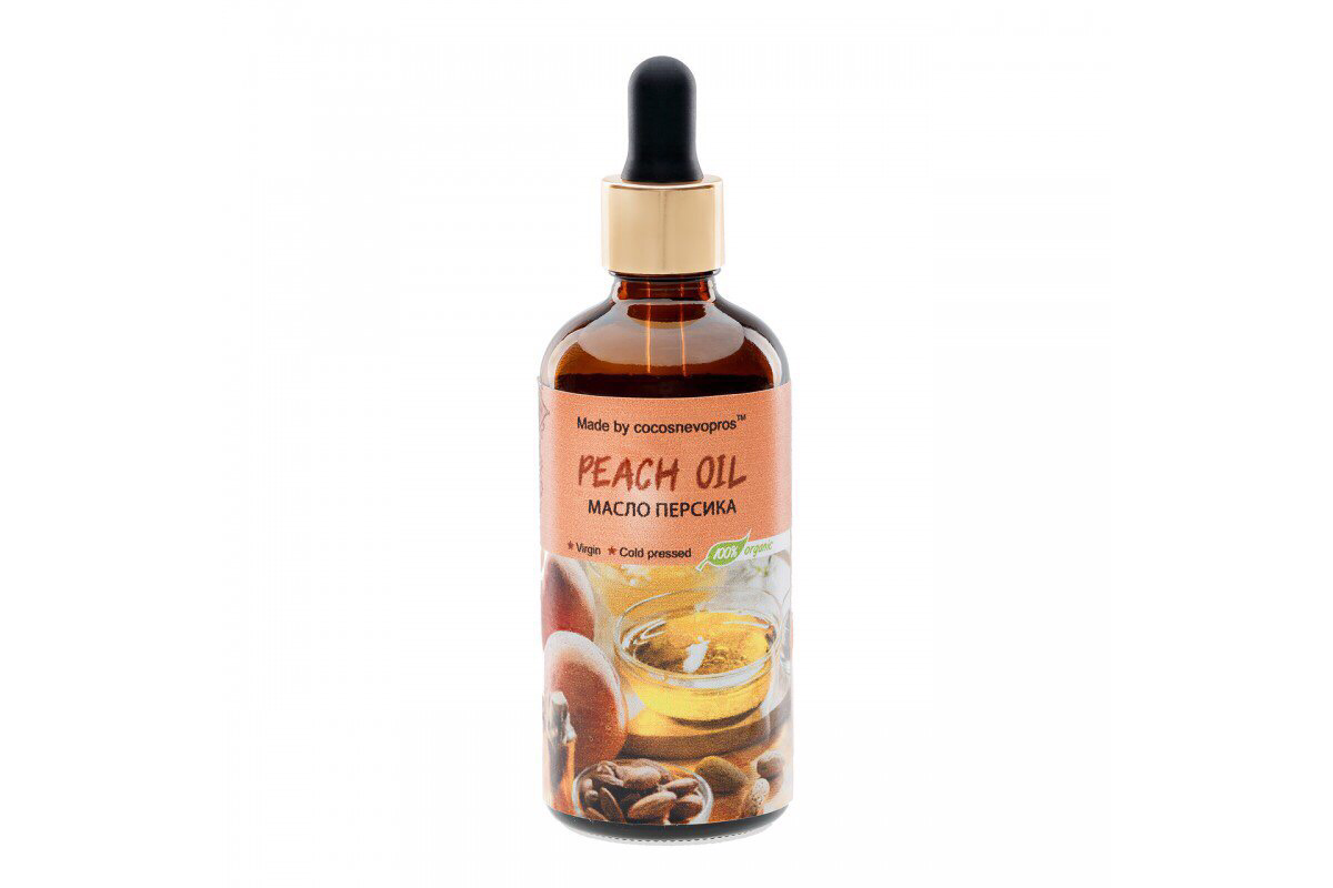 Персиковое масло 100мл