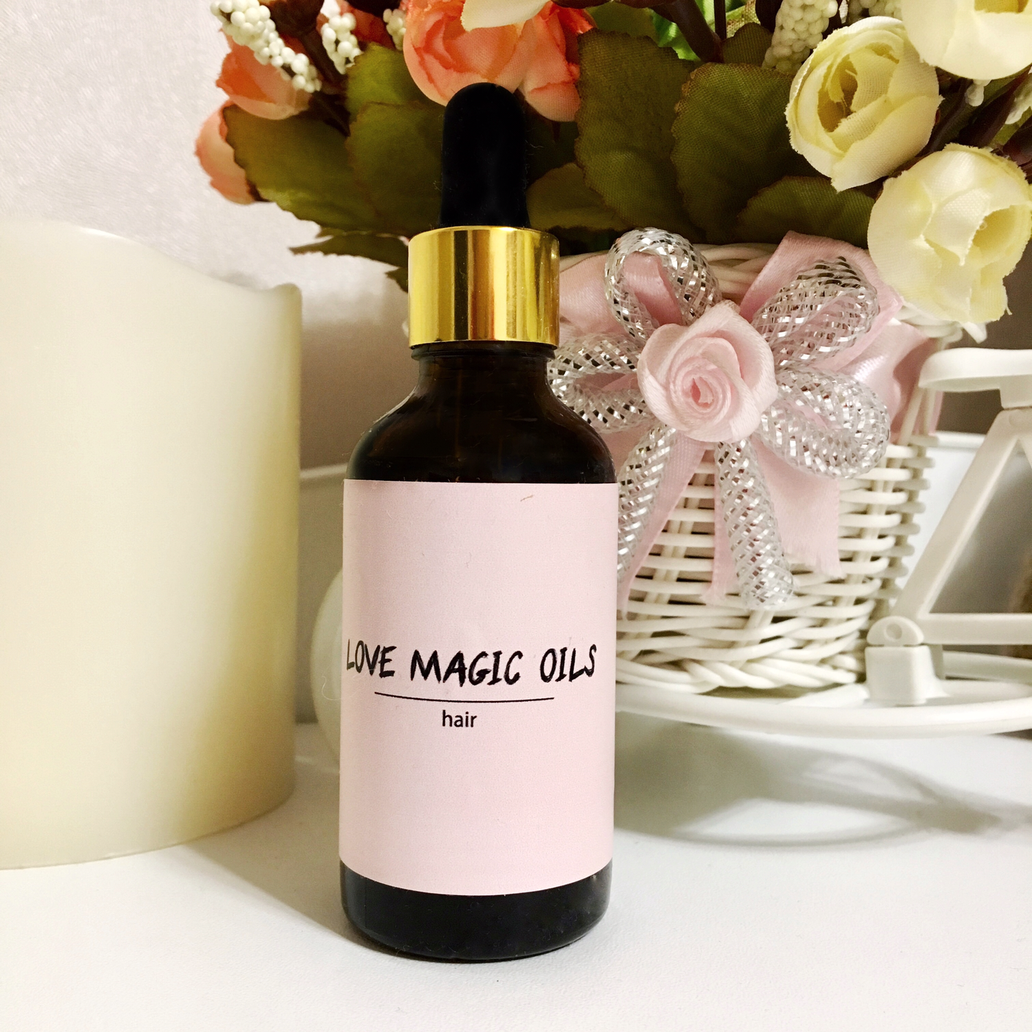 Love Magic Oils (hair)