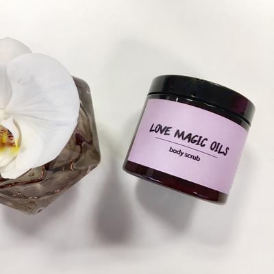 Love Magic Oils (body scrub)