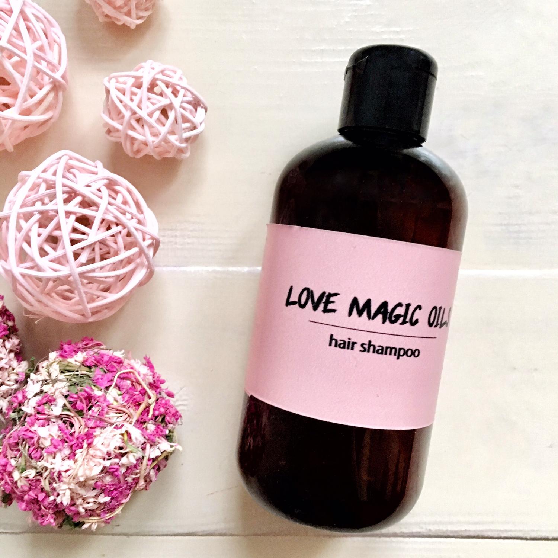 Love Magic Oils (hair shampoo)