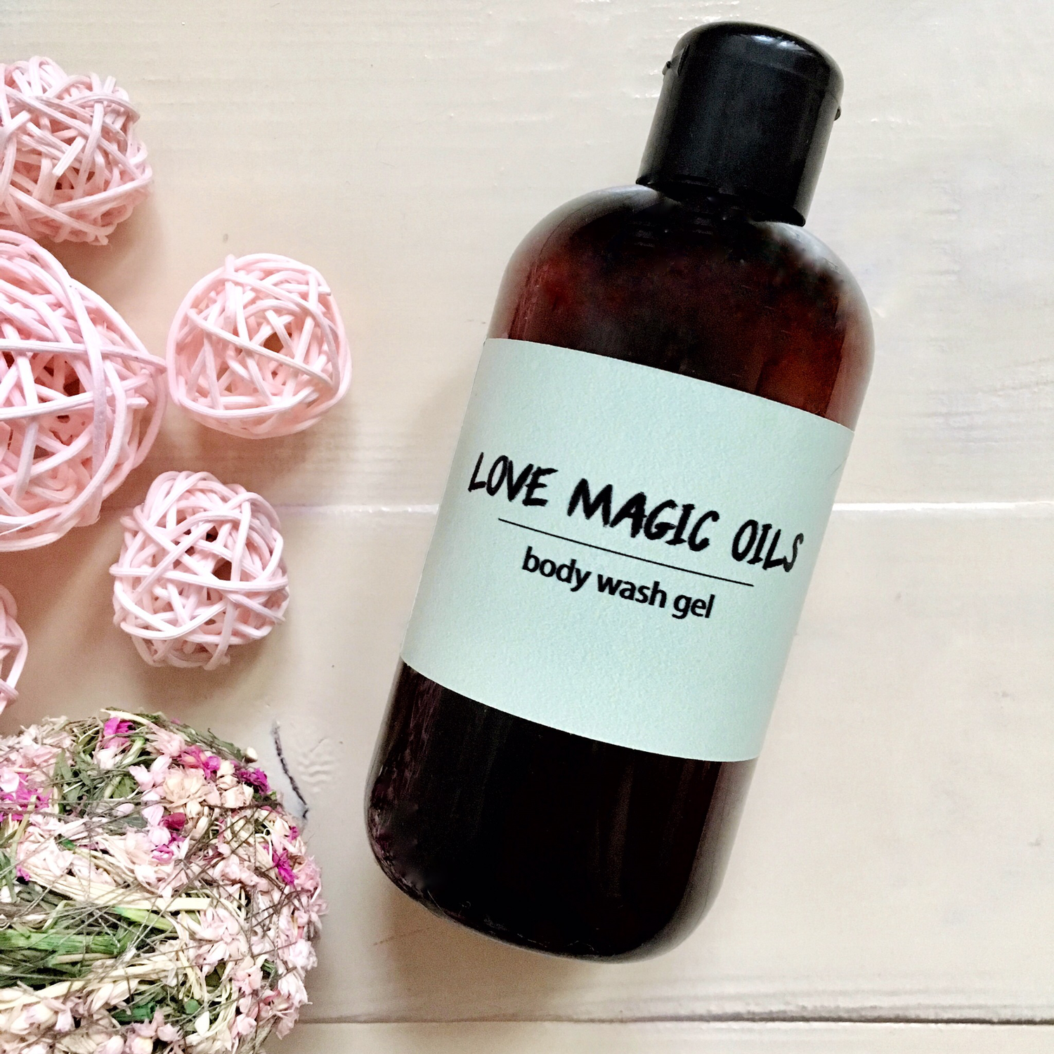 Love Magic Oils (body wash)