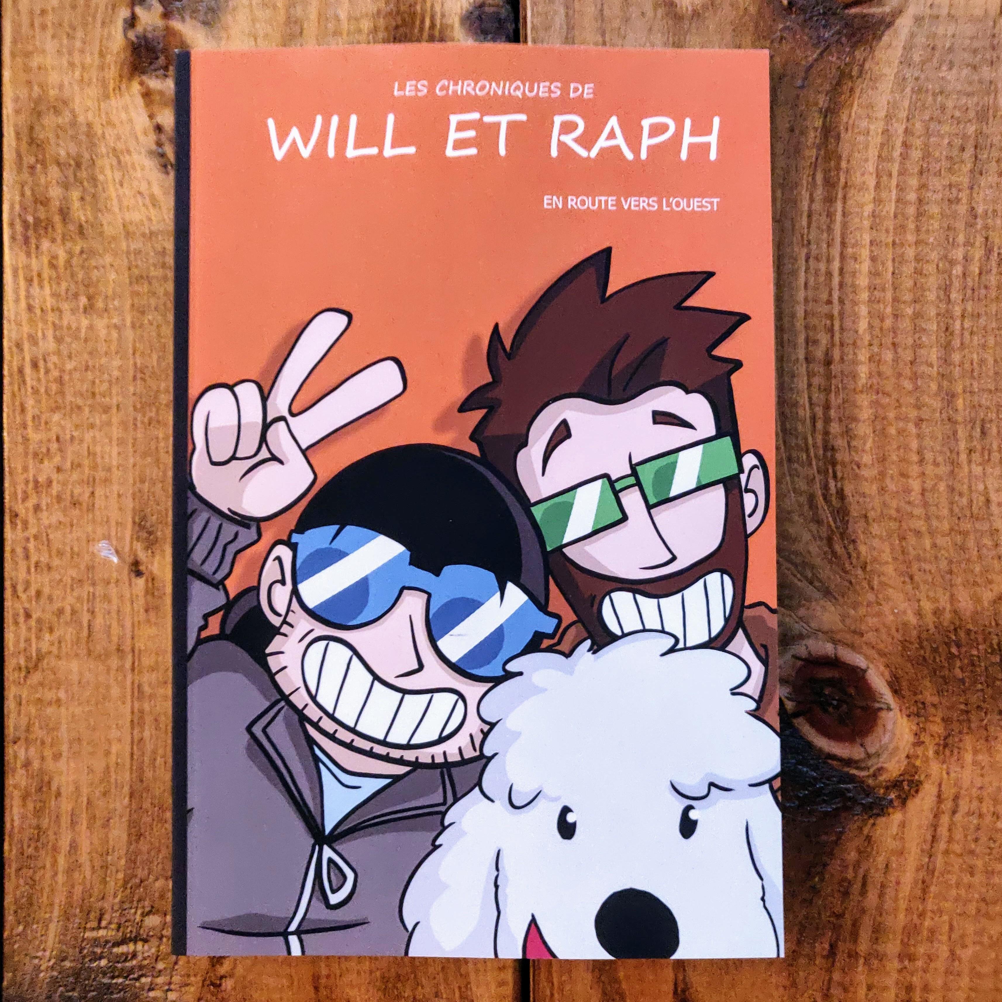 Les chroniques de Will et Raph - En route vers l'ouest WillRaph-Vol2-FR