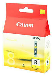 CANON CLI-8 Yellow Ink Cartridge
