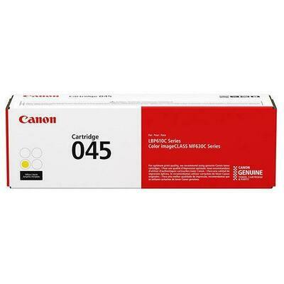 Canon Yellow Toner Cartridge  [045 Y]