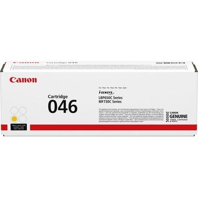 Canon Yellow Toner Cartridge  [046 Y]