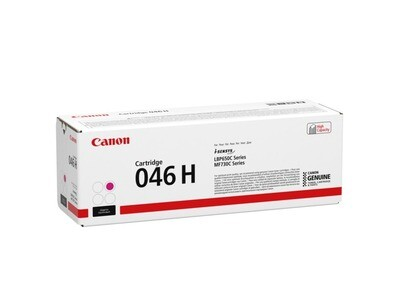 Canon Magenta Toner Cartridge  [046H M]