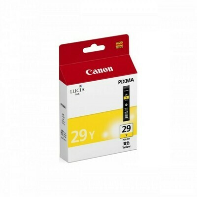 CANON PGI-29 Yellow Ink Cartridge