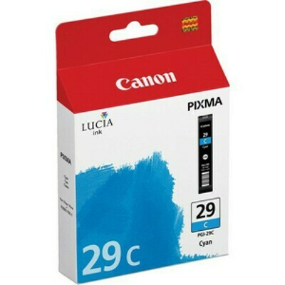 CANON PGI-29 Cyan Ink Cartridge