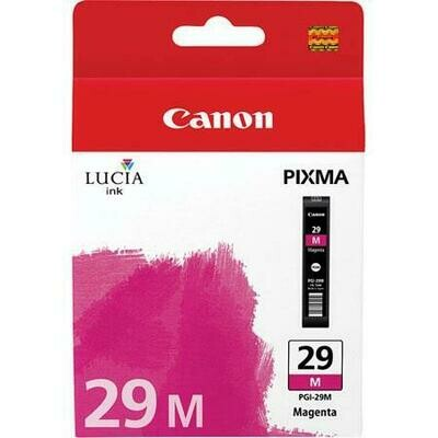 CANON PGI-29 Magenta Ink Cartridge