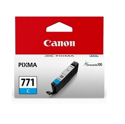CANON CLI-771 Cyan Ink Cartridge