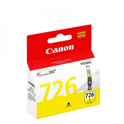CANON CLI-726 Yellow Ink Cartridge
