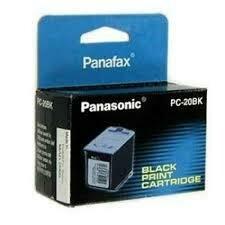 Panasonic Black Toner Ink Cartridge [PC-20BK]