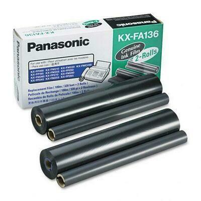 Panasonic Ink Film Toner Cartridge [KX-FA136A]