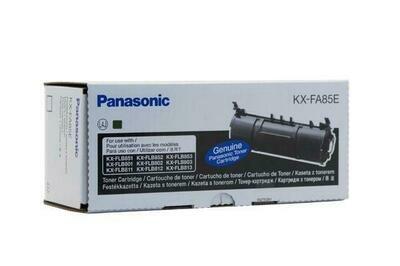 Panasonic Black Toner Cartridge [KX-FA85E]