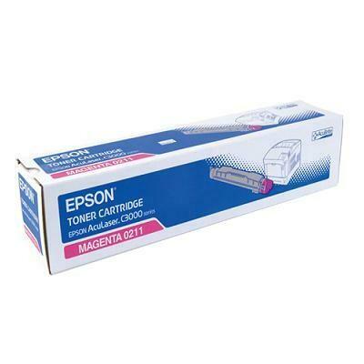 Epson Magenta Toner Cartridge (3.5K) [C13S050211]