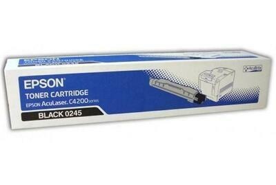 Epson Black Toner Cartridge 8.5K - [C13S050245]