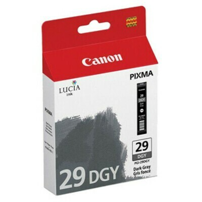 CANON PGI-29 Drak Grey Ink Cartridge