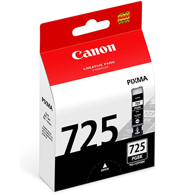 CANON PGI-725 Black Ink Cartridge