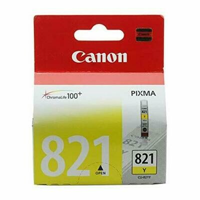 CANON PGI-821 Yellow Ink Cartridge