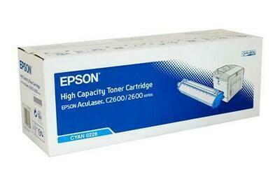 Epson Cyan Toner Cartridge 5K - [C13S050228]