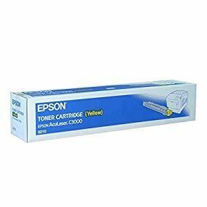 Epson Yellow Toner Cartridge (3.5K) [C13S050210]