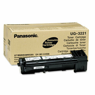 Panasonic Black Toner Cartridge [UG-3221]