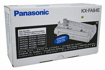 Panasonic Drum Unit Toner Cartridge [KX-FA84E]