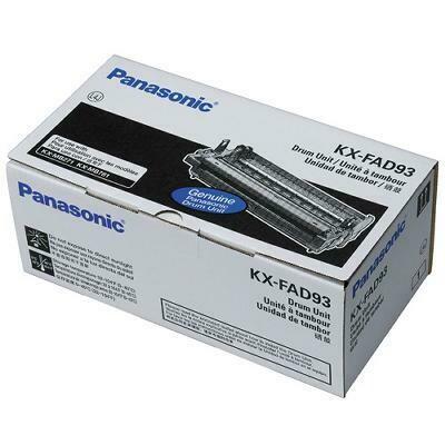 Panasonic Drum Unit Toner Cartridge [KX-FAD93E]