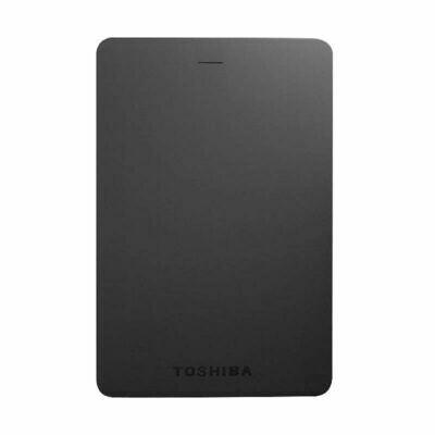 Toshiba Hardisk Canvio Alumy 3.0 Portable Hard Drive 1TB