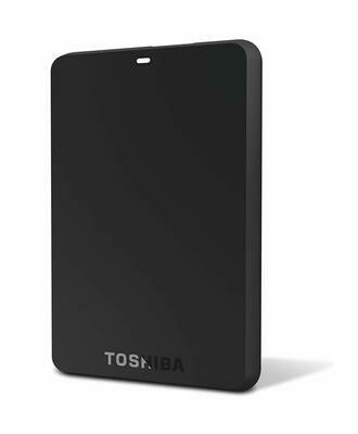 Toshiba Hardisk Canvio Basic 3.0 Portable Hard Drive 1TB