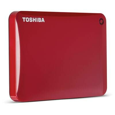Toshiba Hardisk Canvio Connect II 3.0 Portable Hard Drive 500GB