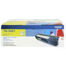 BROTHER Printer TN-348 Yellow Toner