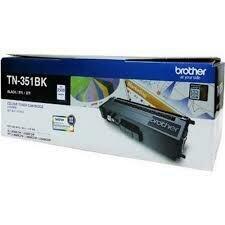 BROTHER Printer TN-351 Black Toner
