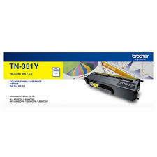 BROTHER Printer TN-351 Yellow Toner