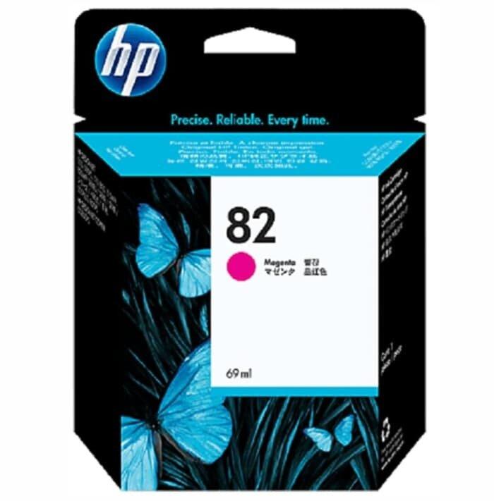 HP Magenta Ink Cartridge 82 [C4913AA]