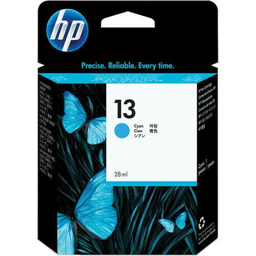 HP Cyan Ink Cartridge 13 [C4815A]
