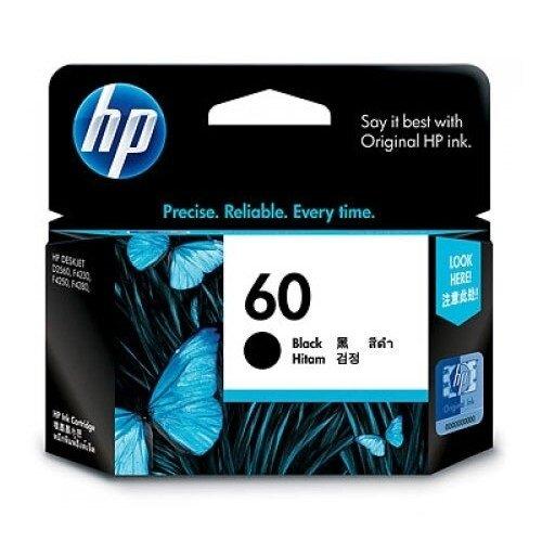 HP Black Ink Cartridge 60 [CC640WA]