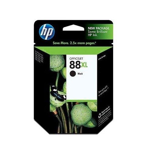 HP Black Ink Cartridge 88XL [C9396A]