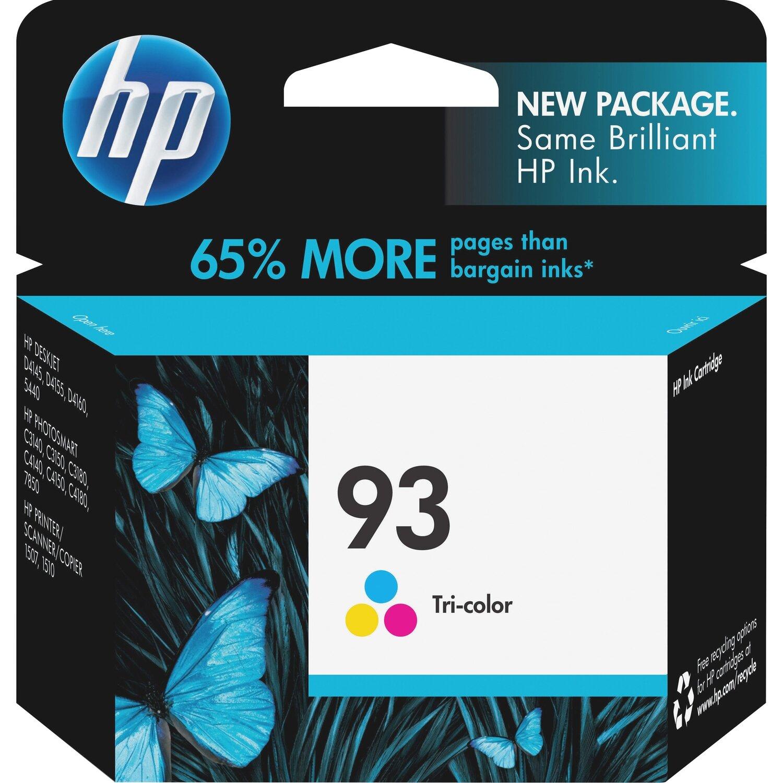 HP Tri-Color Ink Cartridge 93 [C9361WA]