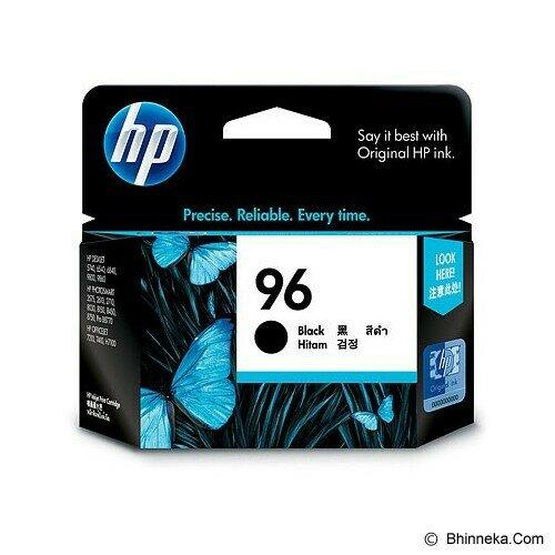 HP Black Ink Cartridge 96 [C8767WA]
