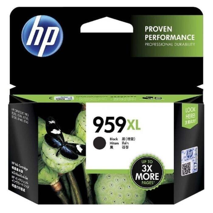 HP Black Ink Cartridge 959XL [L0R42AA]