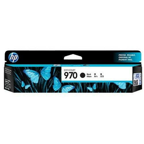 HP Black Ink Cartridge 970 [CN621AA]