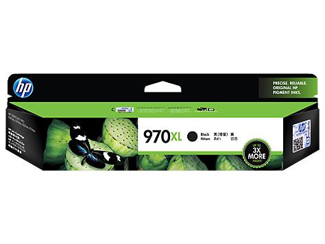 HP Black Ink Cartridge 970XL [CN625AA